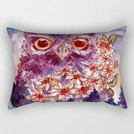 The Watchful Eye Rectangular Pillow