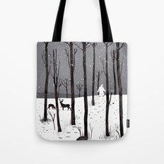 Mister Yeti's Great Escape Tote Bag