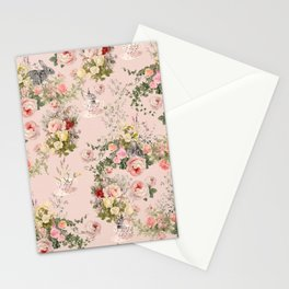Pardon Me There's a Bunny in Your Tea Stationery Cards