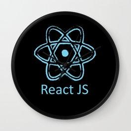 ReactJS vintage style Wall Clock