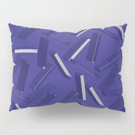 3D Pattern  X 0.5 Pillow Sham