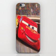 Speedy iPhone & iPod Skin