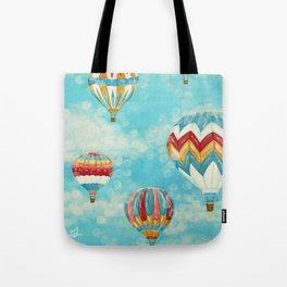 Hot Air Balloons 1 Tote Bag