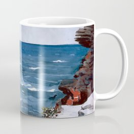 Rocky Shore, Bermuda Coffee Mug