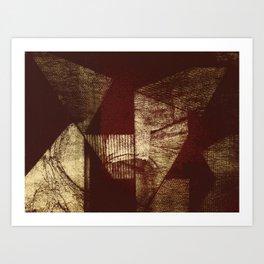 Bicho Papão Art Print