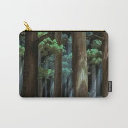 In The Forest Carry-All Pouch