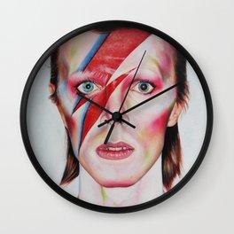 Aladdin Sane Wall Clock