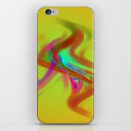 el placa de colore iPhone Skin