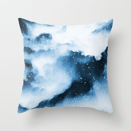 Dont Hide Under Me Throw Pillow