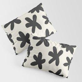 Flower Power Print Pillow Sham