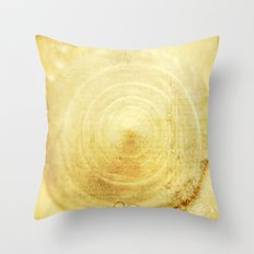 In the Circle of Life Throw Pillow