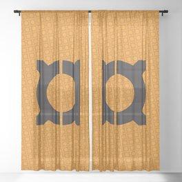 Factor X  Sheer Curtain