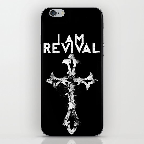 I Am Revival iPhone & iPod Skin