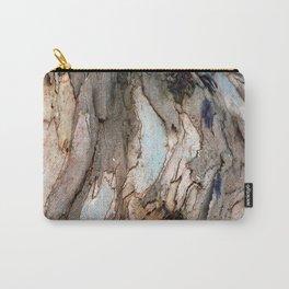 Eucalyptus Tree Bark 8 Carry-All Pouch