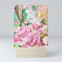 Marie Antoinette Garden Party Mini Art Print