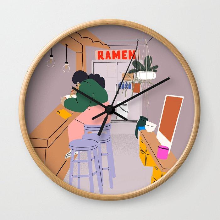 japan pt. 1 Wall Clock