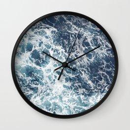 Open Sea Wall Clock