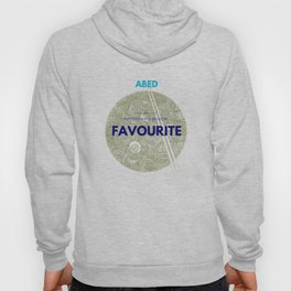 ABED COMMUNITY QUOTES (2) Hoody
