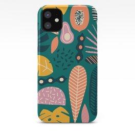Jungle vibe iPhone Case