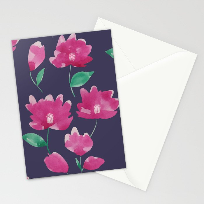 Camelia Stationery Cards