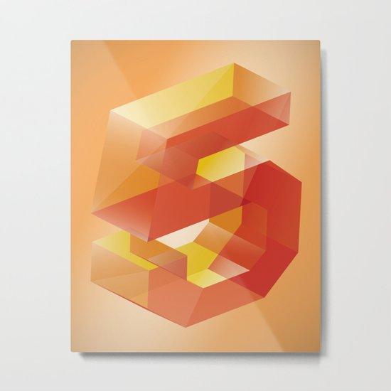 Jell-o Nº5 Metal Print