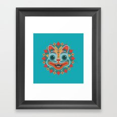 Shashthi Framed Art Print