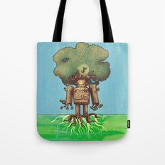 Re-Growth Tote Bag