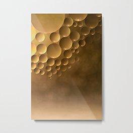 Many moons. Metal Print