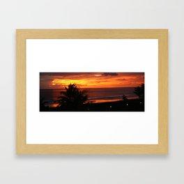 Phuket, Thailand Sunset Framed Art Print