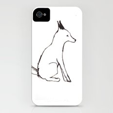 A Fox in The Park iPhone (4, 4s) Slim Case