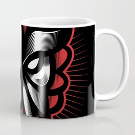 Art Owl Coffee Mug