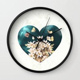 Be my Heart Wall Clock