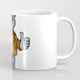 funny koala cartoon Coffee Mug