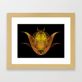 Species Unknown Framed Art Print