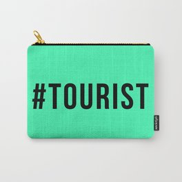 TOURIST Carry-All Pouch