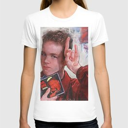Painting Illustration Of Warren From The Cult Classic Movie Empire Records T-shirt