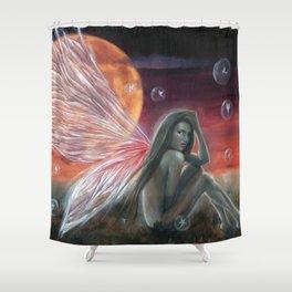 Fairy Bubbles Shower Curtain