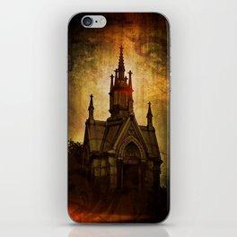 Gothic Sweet Gothic iPhone Skin