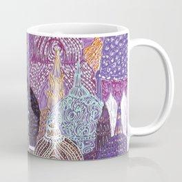 Violet Mosquescape Coffee Mug