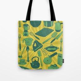 Kitchenware!  Tote Bag