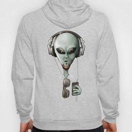 Modern Day Alien Hoody