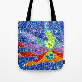 Earth Keeper Tote Bag