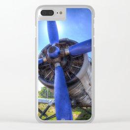 Antonov AN-2 Biplane Clear iPhone Case