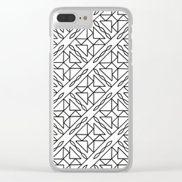 14 Clear iPhone Case