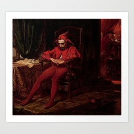 STANCZYK - JAN MATEJKO Art Print