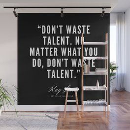 27| Ray Lewis Quotes 190511 Wall Mural