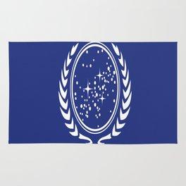 United Fed of Planets II Rug
