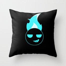 My Fiery Soul Throw Pillow