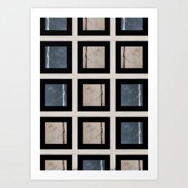 ɱåȑβȽ£ Art Print