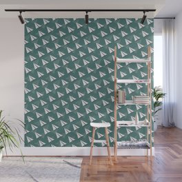 Paper Airplane 4 Wall Mural